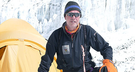 About Charles Burr - Your Everest